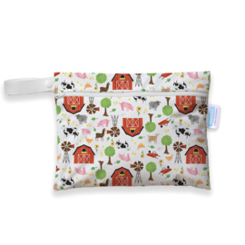Thirsties Mini Wet bag 'Farm Life'