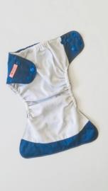Petite Crown Pocket/zwemluier Plus (XL) 'La Jolla'