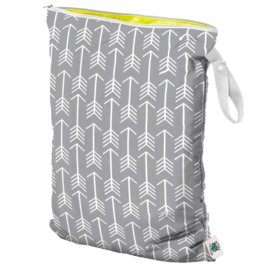 Planet Wise Wet bag Large 'Aim Twill'
