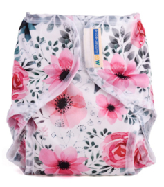 Mother-ease Rikki wrap 'Bouquet'