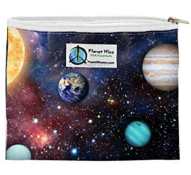Planet Wise Sandwich bag 'Far Far Away'