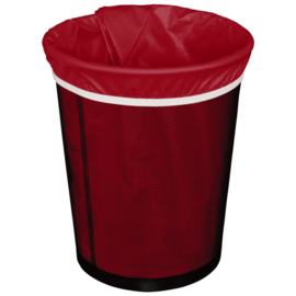 Planet Wise Pail liner 'Cranberry'