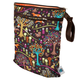 Planet Wise Wet/dry bag 'Jewel Woods'