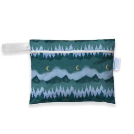 Thirsties Mini Wet bag 'Mountain Twilight'