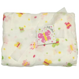 Imagine Baby Bamboo Swaddle 'Flutter'