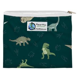 Planet Wise Sandwich bag 'Mesozoic Giants'