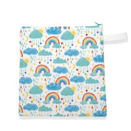 Thirsties Wet/dry bag 'Rainbow'