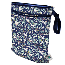 Planet Wise Wet/dry bag 'Enchanted Unicorn'