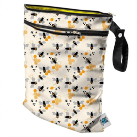 Planet Wise Wet/dry bag 'Beeutiful'