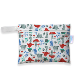 Thirsties Mini wet bag 'Forest Frolic'