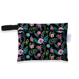 Thirsties Mini wet bag 'Floribunda'