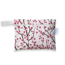 Thirsties Mini Wet bag 'Sakura'