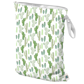 Planet Wise Wet bag Large 'Prickly Cactus'