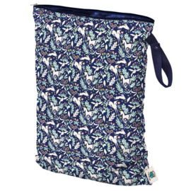 Planet Wise Wet bag Large 'Enchanted Unicorn'