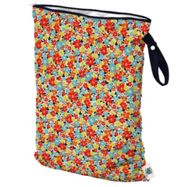 Planet Wise Wet bag Large 'Fancy Pants'