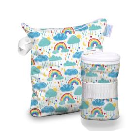 Thirsties Wet bag 'Rainbow'