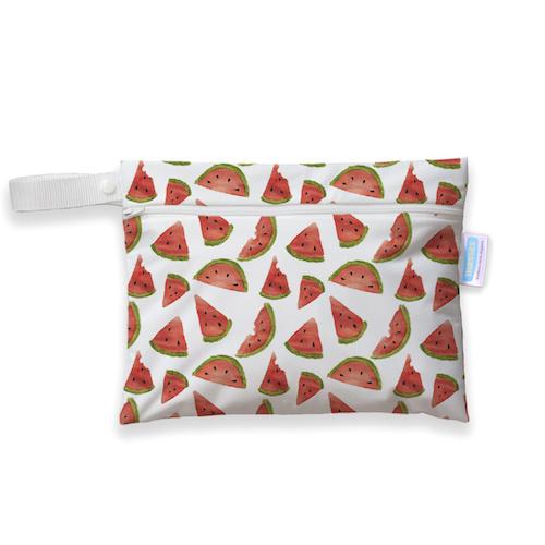 Thirsties Mini Wet bag 'Melon Party'