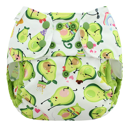 Blueberry Mini Capri Cover 'Avocado'
