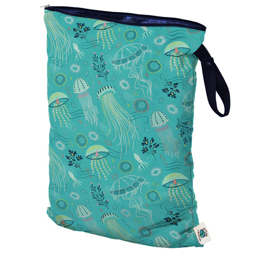 Planet Wise Wet bag Large 'Jelly Jubilee'