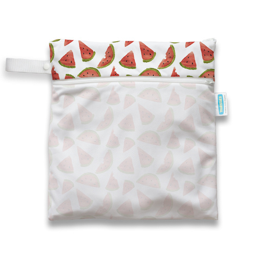 Thirsties Wet/dry bag 'Melon Party'