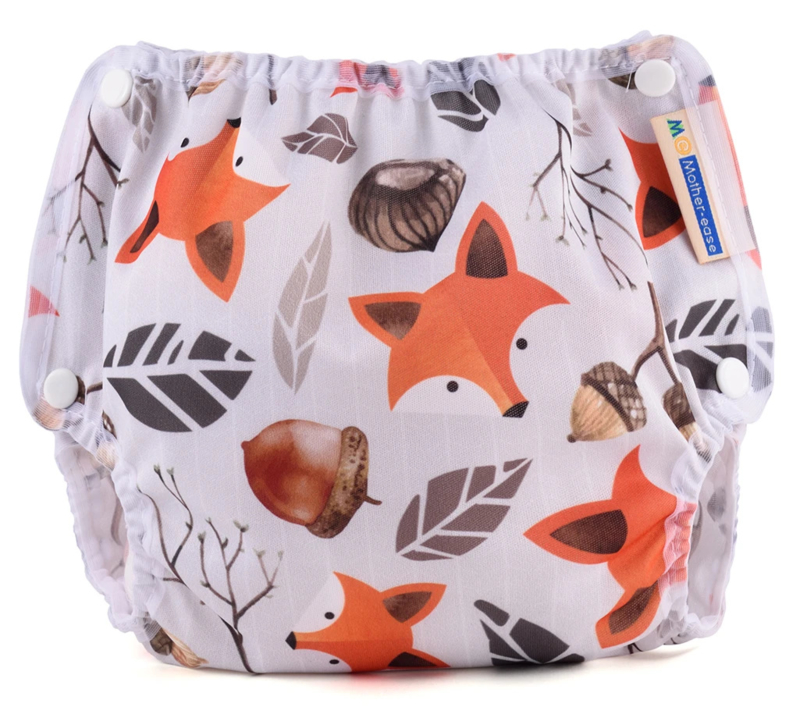 Mother-ease Airflow wrap 'Foxy'