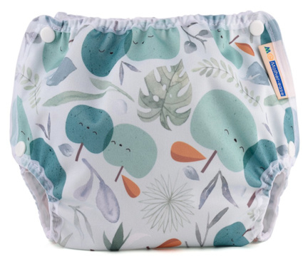 Mother-ease Airflow wrap 'Orchard'