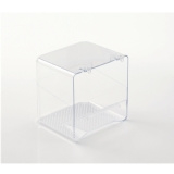 Badje transparant kubus