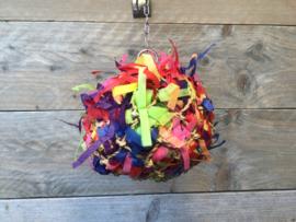 Super shredding ball medium