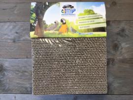 Cardboard treat block M