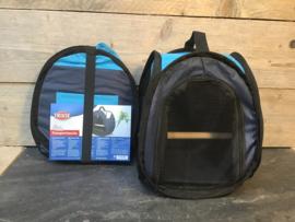 Opvouwbare transport tas met zitstok