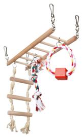 Enkele Trap Hangbrug kleurtjes
