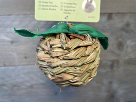 Appel met maislies gras