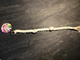 Speeltouw voor parkieten en papegaaien