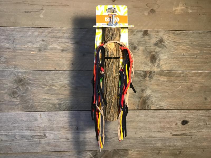 Toyzo zitstok met touwtjes small