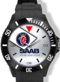 Saab Logo Horloge