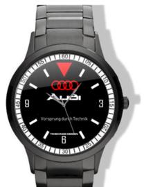 Audi Logo Horloge