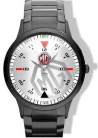 MG Logo Horloge