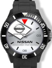 NISSAN Logo Horloge