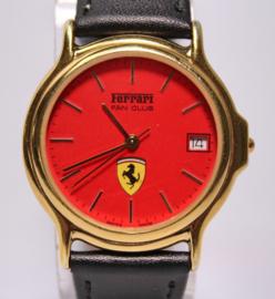 Ferrari Occasion Logo Horloge