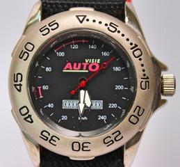 Auto visie PMT Speedometer club watch