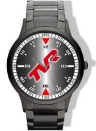 TVR Logo Horloge