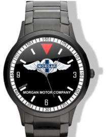 Morgan Logo Horloge