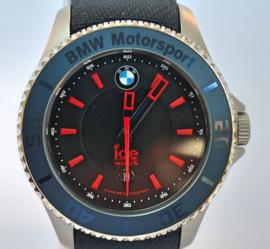 BMW Occasion Logo Horloge