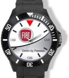 Fiat Logo Horloge