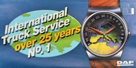Daf Occasion Logo Horloge