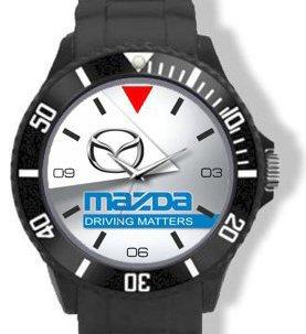 Mazda Logo Horloge