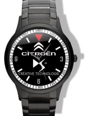 Citroen Logo Horloge