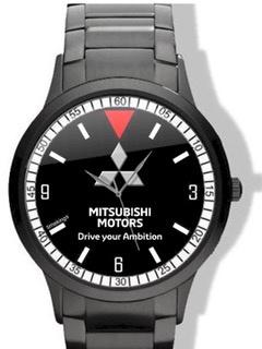Mitsubishi Logo Horloge