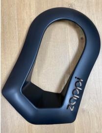 Zappi V2 front mat zwart
