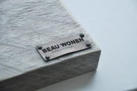 Beau Wonen Badplank steigerhout standaard 80 cm (zonder inkepingen)
